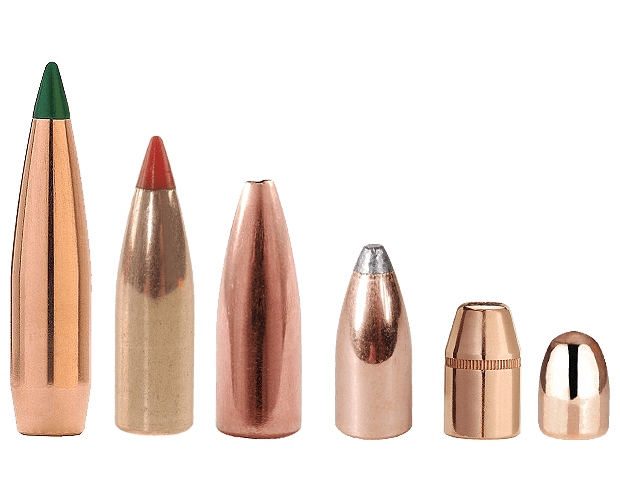 We Have a wide selection of bullets
