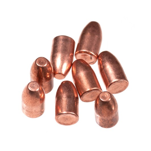 Pistol Bullets / Projectiles