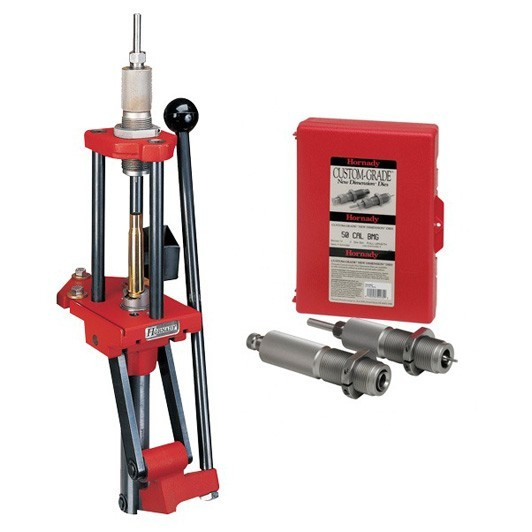 Rifle & Pistol Reloading Tools & Lubes