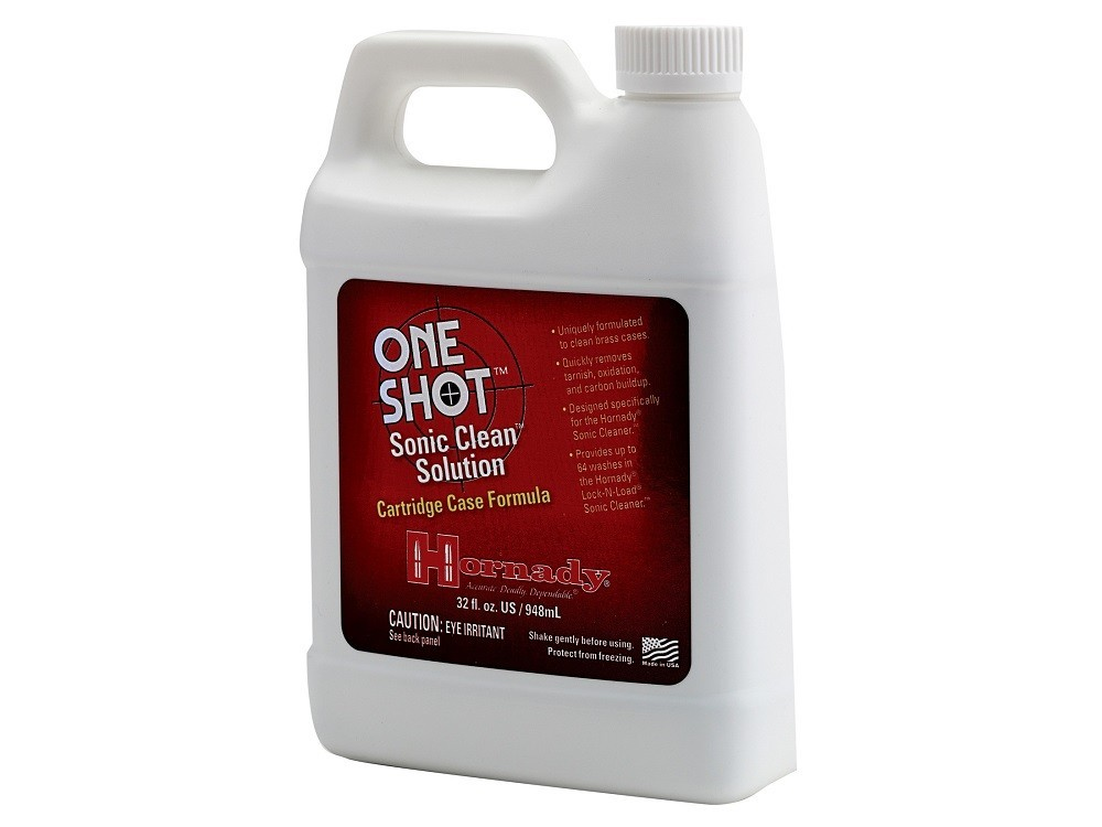 Hornady - Sonic Clean Ultrasonic Case Cleaning Solution
