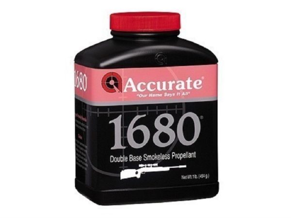 Accurate - 1680 1lb Smokeless Powder
