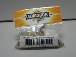 Armscor - 30cal (.308) 110gr FMJ 100/BAG