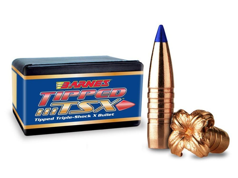 Barnes - TTSX Bullets 30Cal (308 Dia)165 Gr Spitzer 50/box