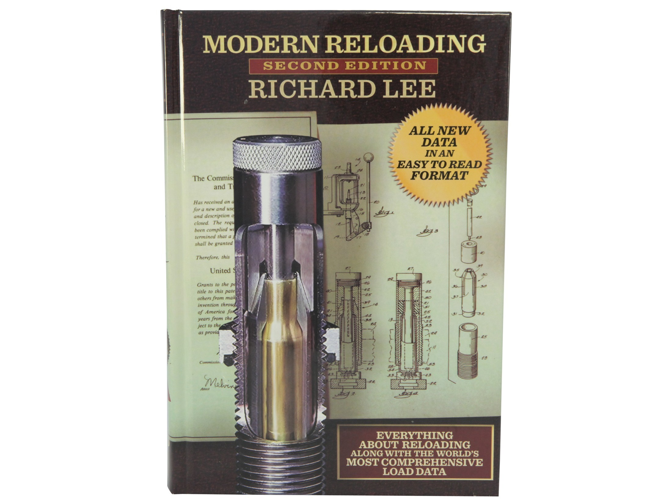 LEE - MODERN RELOADING 2ND ED RELOADING MANUAL