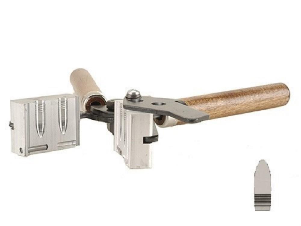 LEE - 2-Cavity Bullet Mold CTL312-160-2R 160gr (312 Dia) Tumble Lube