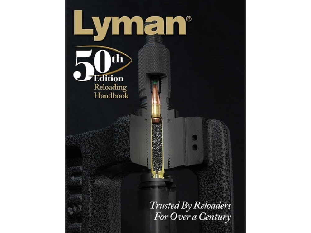 Lyman - RELOADING MANUAL 50th EDITION SOFT COVER