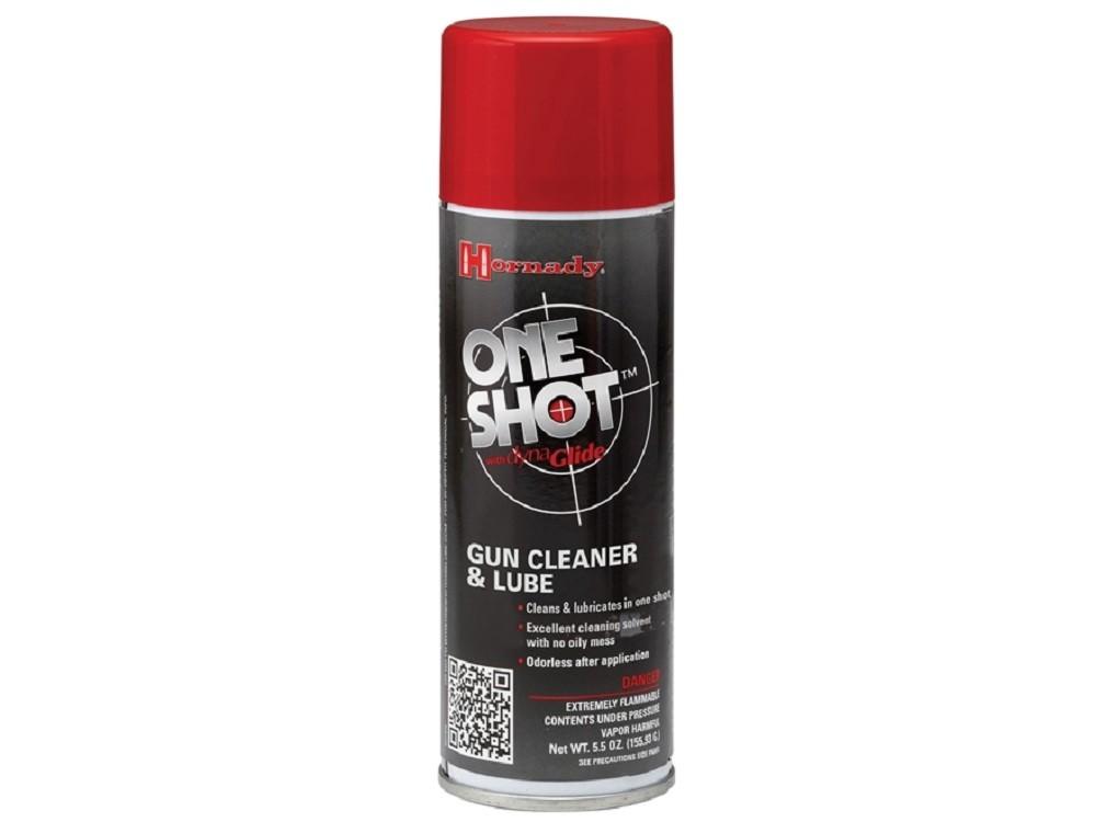 Hornady - ONE-SHOT GUN CLEANER 5.5oz AEROSOL