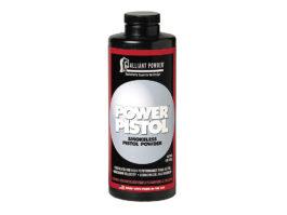 Alliant - POWER PISTOL 1lb Smokeless Powder 1