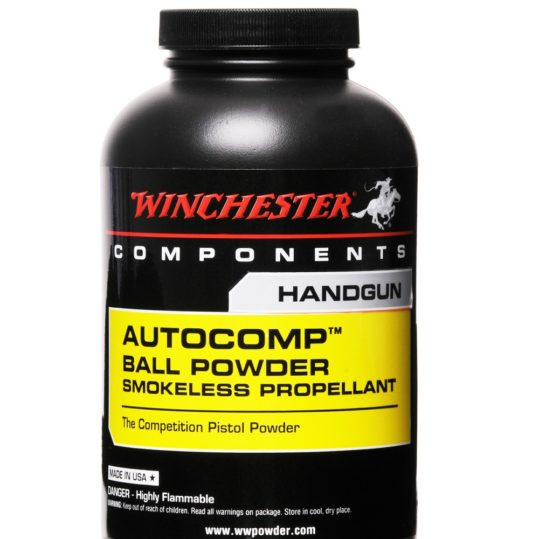 Winchester - POWDER AUTOCOMP 1LB