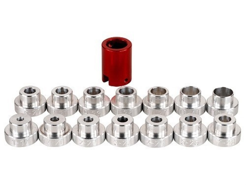 Hornady - COMPARATOR/SET w/14 INSERTS (17-458cal)