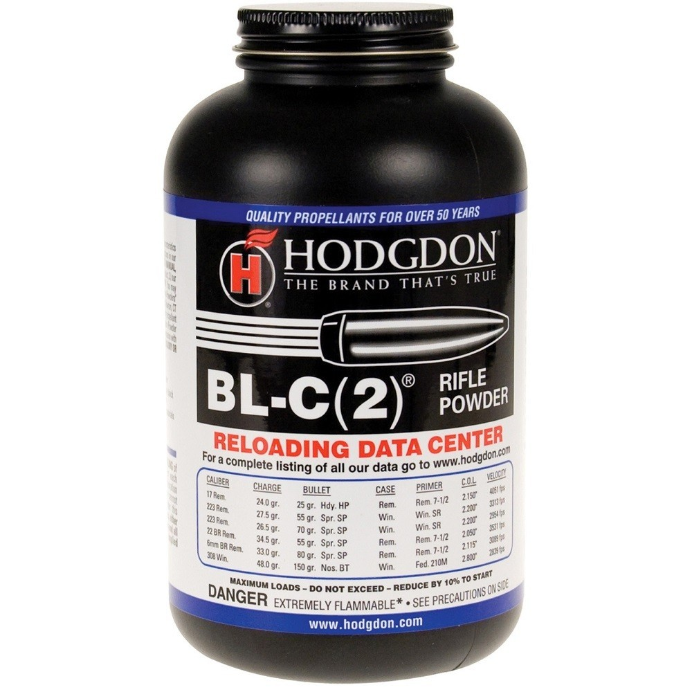 Hodgdon - BLC-2 1LB POWDER Smokeless Powder
