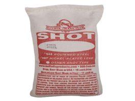 """BPI - Steel Shot # 2 (.150"""") 10 lb Bag"""