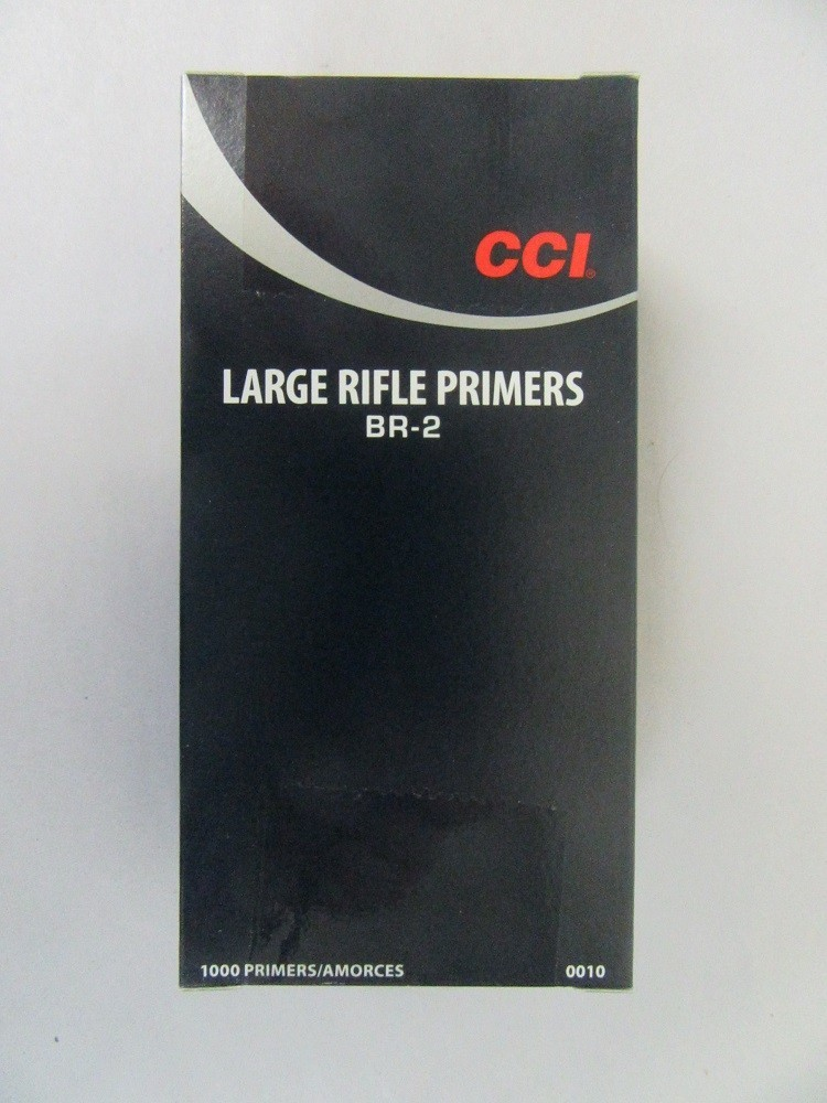 CCI - PRIMER BR2 LARGE RIFLE B.R. 1000/box
