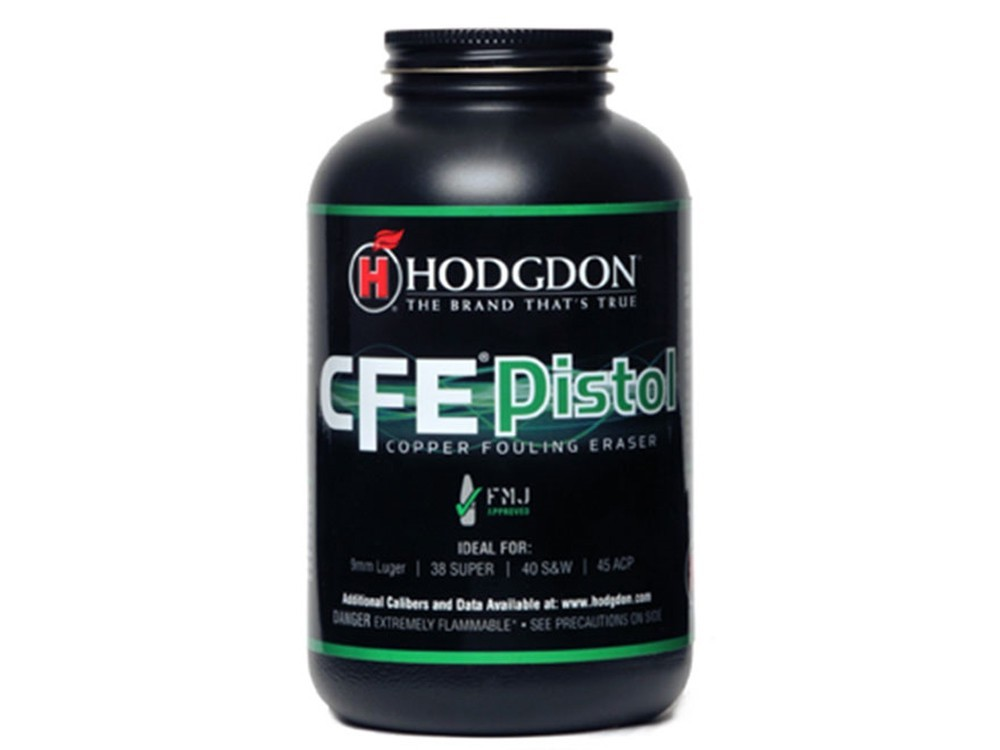 Hodgdon - CFE PISTOL 1lb Smokeless Powder