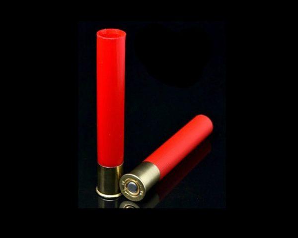 "Cheddite - HULL RED 410ga 2.5"" 8mm PRIMED 100/bag"