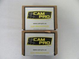 CamPro - BULLET 22c 55gr (.224) FMJBT BULK PER/1000