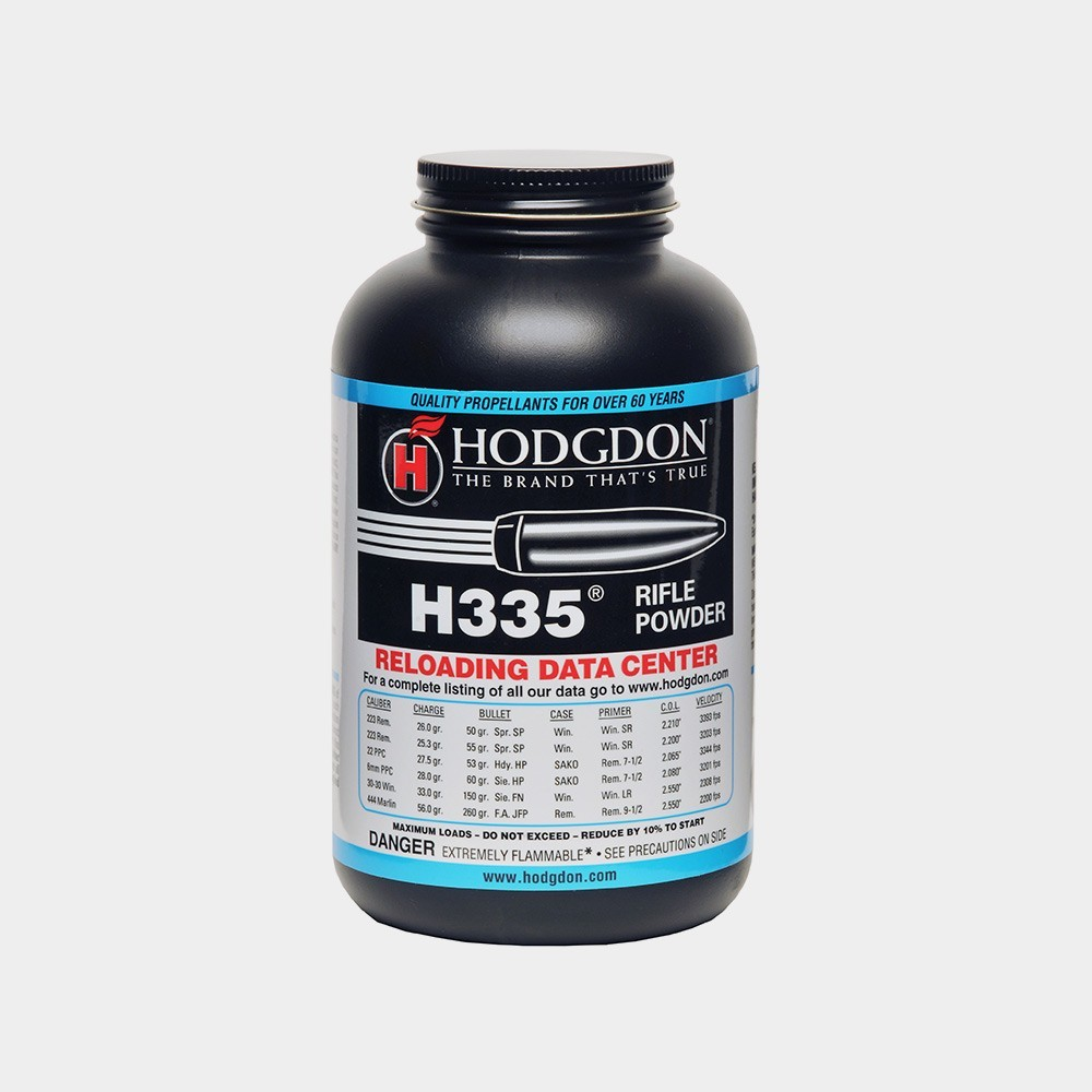HODGDON - H335 1lb Smokeless Powder