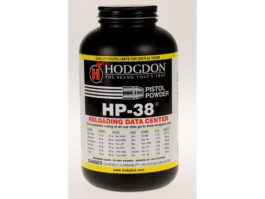 Hodgdon - HP-38/W231 1lb Smokeless Powder