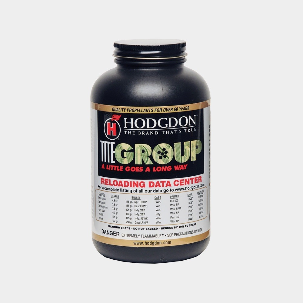 Hodgdon - TITEGROUP 1lb Smokeless Powder