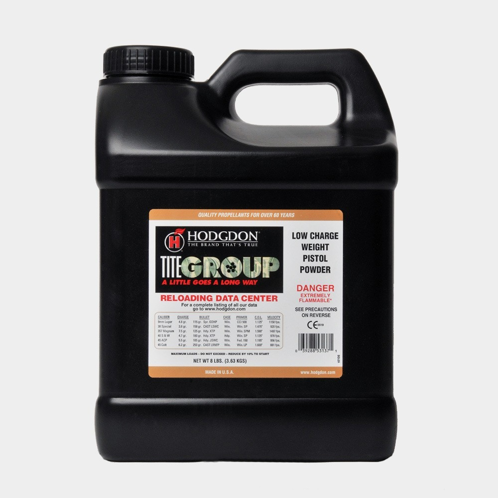 Hodgdon - TITEGROUP 8lb POWDER KEG