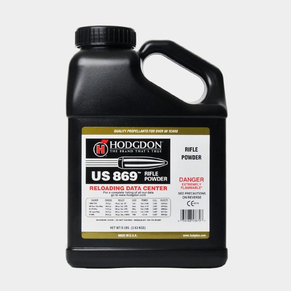Hodgdon - US869 8LB POWDER KEG