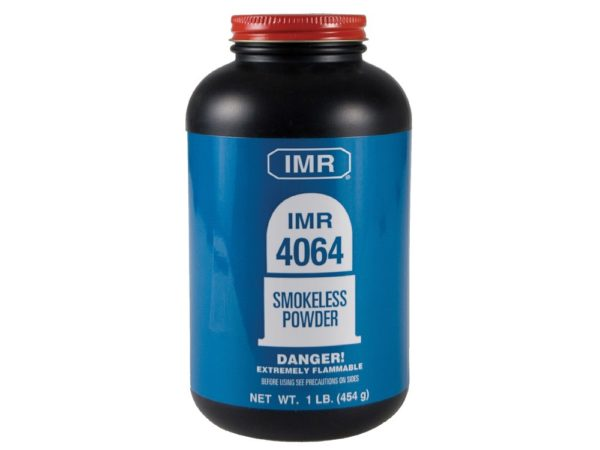 IMR - POWDER IMR 4064 1LB Smokeless Powder 1