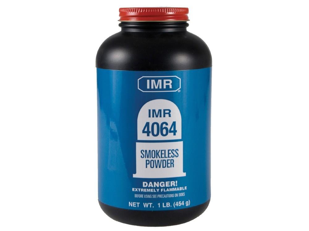 IMR - POWDER IMR 4064 1LB Smokeless Powder 1
