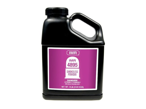 IMR - POWDER IMR 4895 8lb KEG Smokeless Powder 1