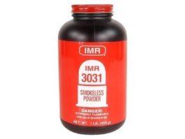 IMR - POWDER IMR 3031 1LB Smokeless Powder