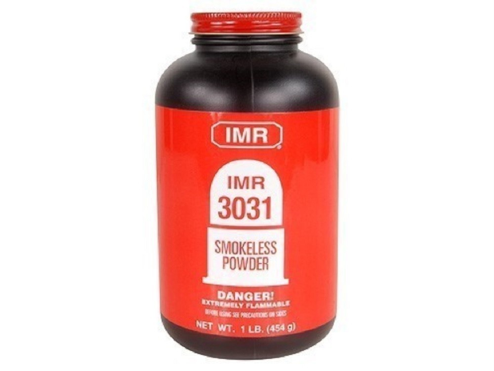 IMR - POWDER IMR 3031 1LB Smokeless Powder