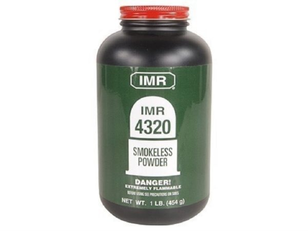 IMR - POWDER IMR 4320 1LB Smokeless Powder
