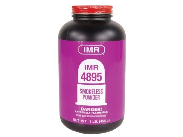 IMR - POWDER IMR 4895 1LB Smokeless Powder