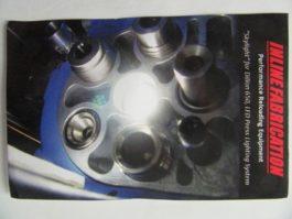 Inline Fabrication  - L.E.D. Light Kit with Skylight for Dillon XL650 Press