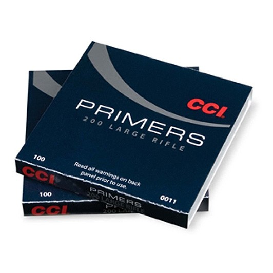 Large Rifle Primers