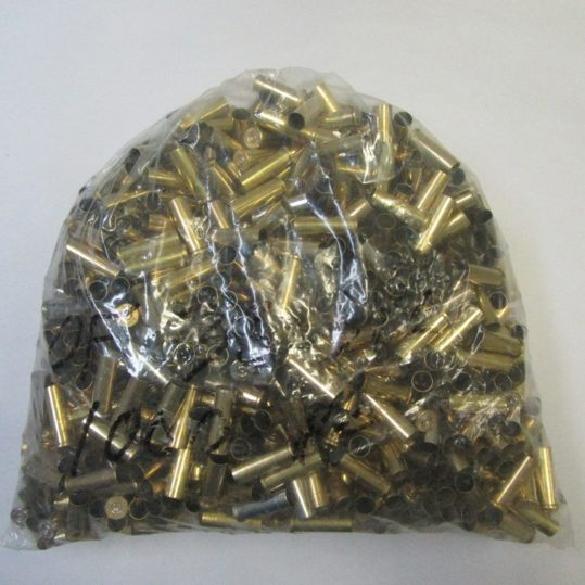 Mixed Headstamp - 1 Fired 38 Special Brass Polished/1000