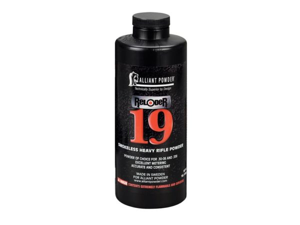 Alliant - RELODER 19 1lb Smokeless Powder