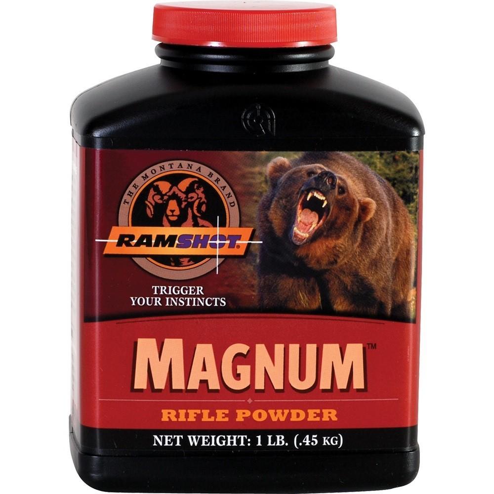 Ramshot - Magnum Smokeless Powder 1LB