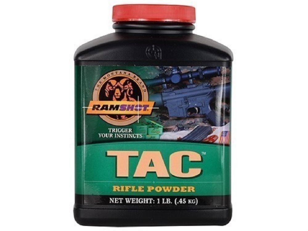 RAMSHOT - TAC POWDER 1LB Smokeless Powder