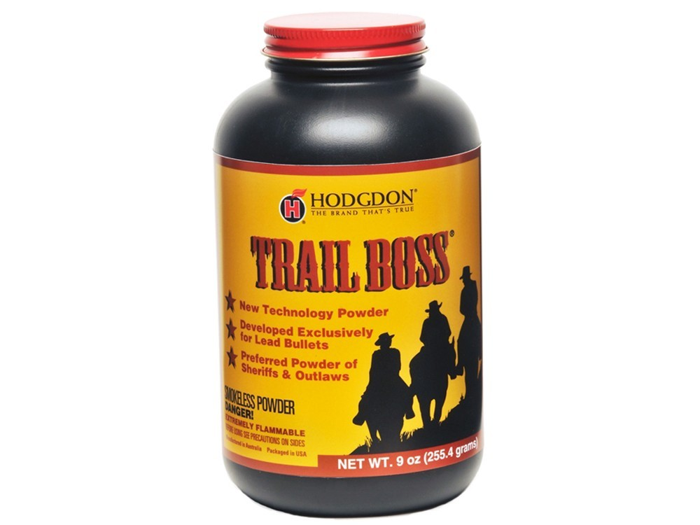 Hodgdon - TRAIL BOSS 9oz POWDER