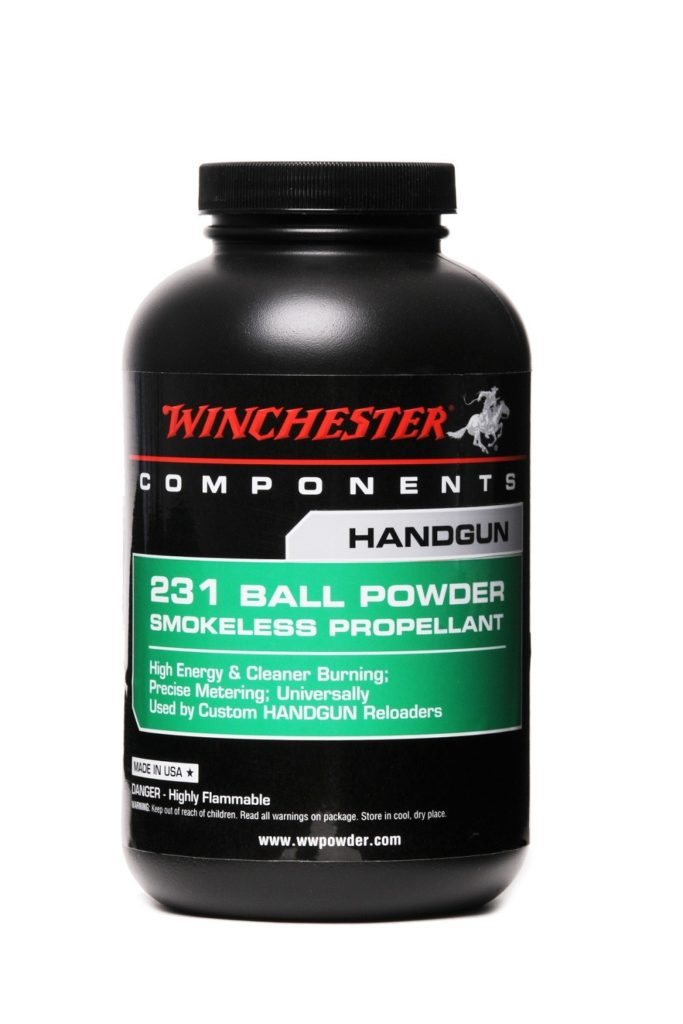 Winchester - POWDER W231 1LB