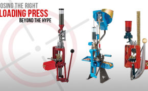 Choosing the Right Reloading Press