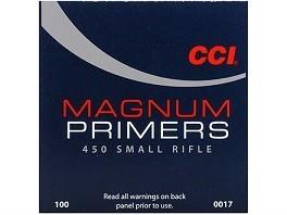CCI #450 primers